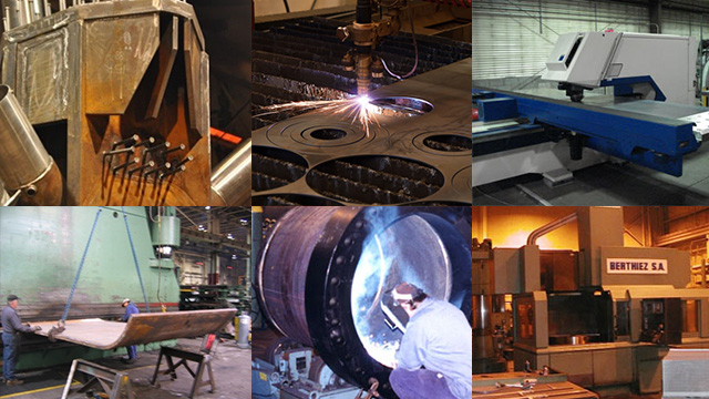 Steel Fabricating Services