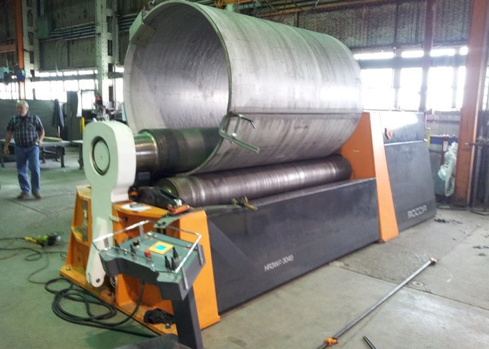 Plate Rolling Ameco Usa