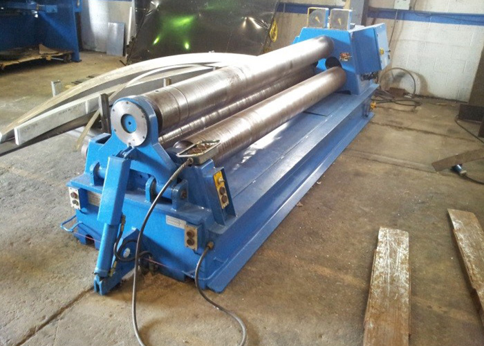 Plate Rolling - AMECO USA