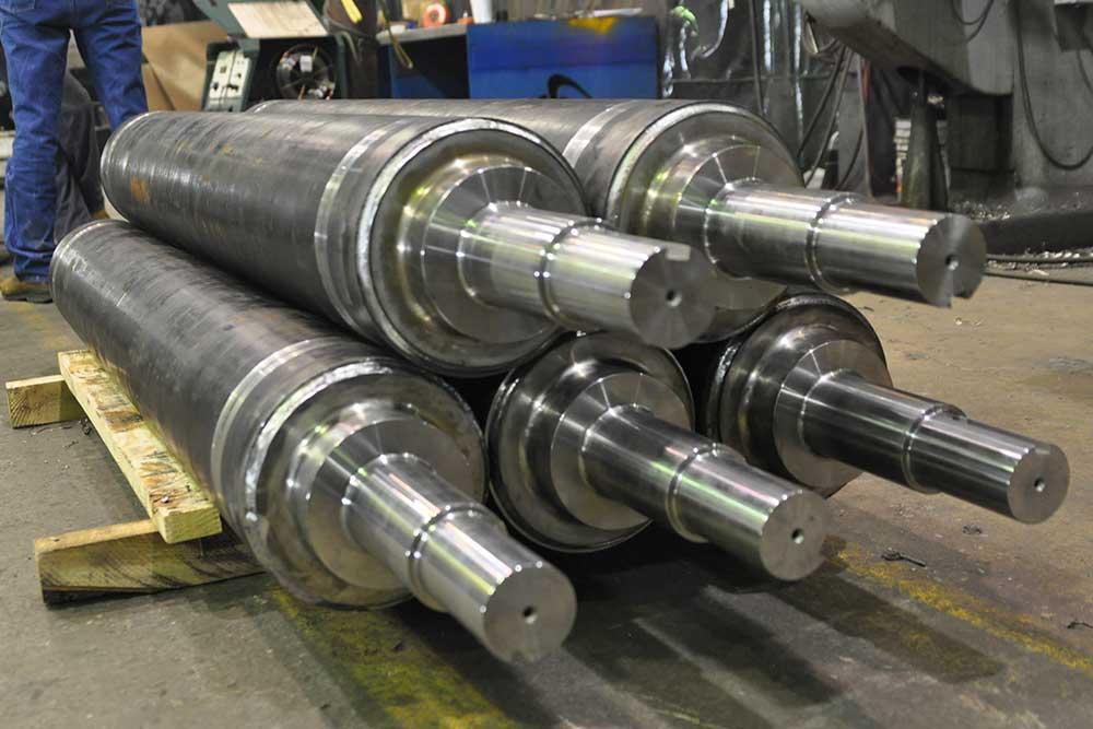 furnace-rolls