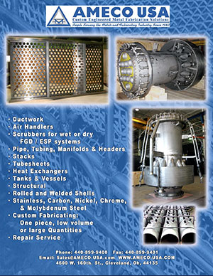 High Alloy Metal Fabrication