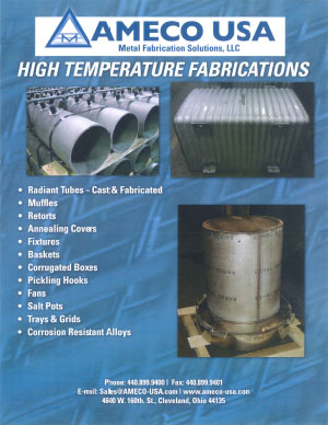High Temp Fabrications
